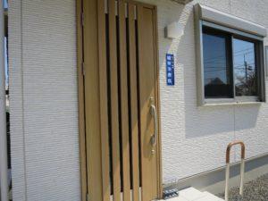 堀田治療院の入り口