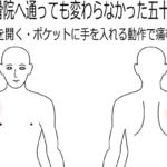 3か月前から肩が痛く動かしづらいの鍼灸施術症例画像